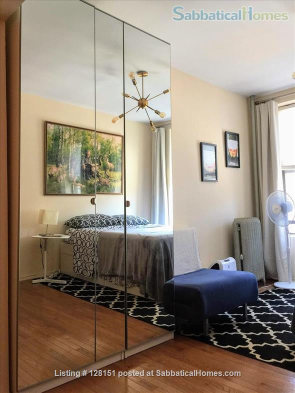 Available NOW! GREAT DEAL - Entire one bedroom apartment beside Columbia Home Rental in New York, New York, United States 6