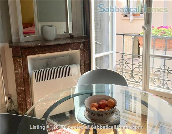 Newly renovated Classic Parisian apartment on the left bank Home Rental in Paris, Île-de-France, France 1