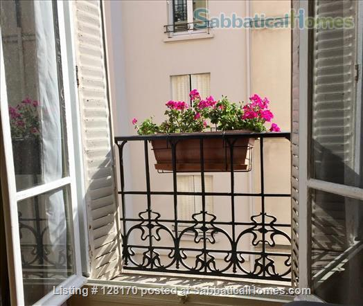 Newly renovated Classic Parisian apartment on the left bank Home Rental in Paris, Île-de-France, France 4