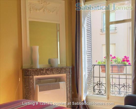 Newly renovated Classic Parisian apartment on the left bank Home Rental in Paris, Île-de-France, France 5