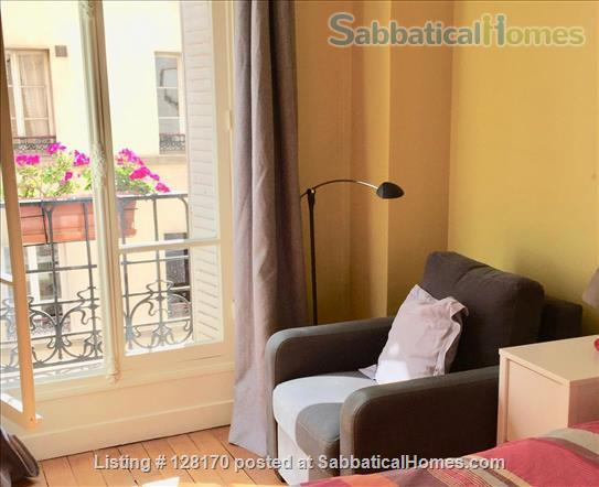 Newly renovated Classic Parisian apartment on the left bank Home Rental in Paris, Île-de-France, France 6