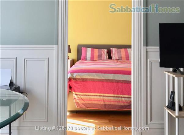 Newly renovated Classic Parisian apartment on the left bank Home Rental in Paris, Île-de-France, France 7