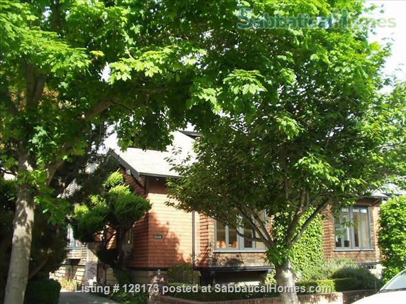 Charming 1 BR Elmwood apartment, ideal location near UC Berkeley Home Rental in Berkeley, California, United States 1
