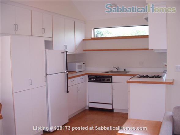 Charming 1 BR Elmwood apartment, ideal location near UC Berkeley Home Rental in Berkeley, California, United States 5