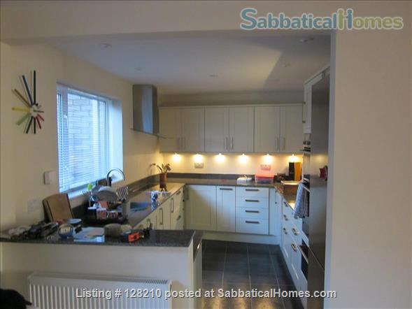 Renovated seafront four double bedroom house in historic Old Portsmouth 90 minutes by train to London.   Home Rental in Portsmouth, England, United Kingdom 4
