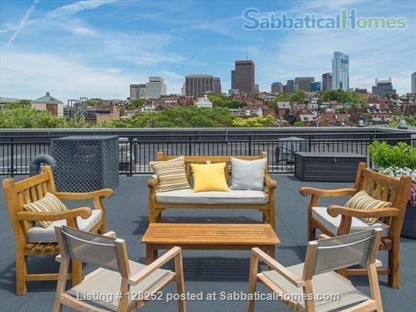 Boston, Beacon Hill Condo in Concierge Building 1 + bedroom Home Rental in Boston, Massachusetts, United States 7