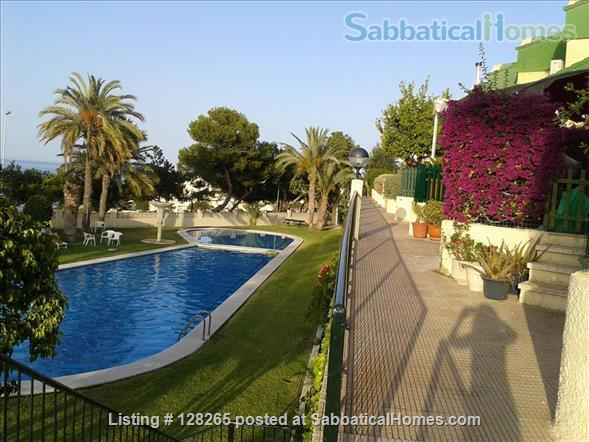Seaviews from all sides in the City of Light, Alicante, Spain Home Rental in Alicante, Comunidad Valenciana, Spain 1