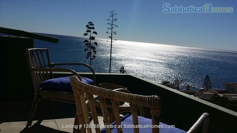 Seaviews from all sides in the City of Light, Alicante, Spain Home Rental in Alicante, Comunidad Valenciana, Spain 0