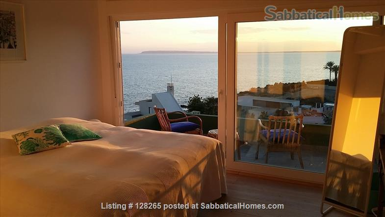 Seaviews from all sides in the City of Light, Alicante, Spain Home Rental in Alicante, Comunidad Valenciana, Spain 2