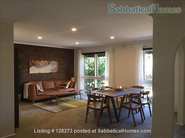 Fully furnished 2 bedroom villa unit in Ivanhoe Home Rental in Ivanhoe, Victoria, Australia 1