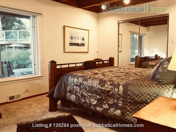 Mountain retreat home 10mins to 280, 20 mins to Stanford, stunning views Home Rental in Woodside, California, United States 0