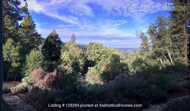 Mountain retreat home 10mins to 280, 20 mins to Stanford, stunning views Home Rental in Woodside, California, United States 5