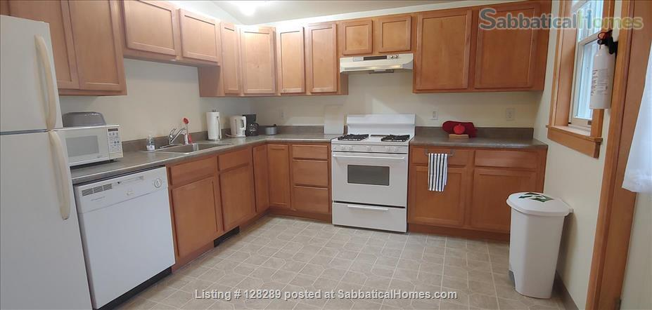 Furnished 2-bedroom house walking distance to Cornell, Commons, Farmers Market Home Rental in Ithaca, New York, United States 2