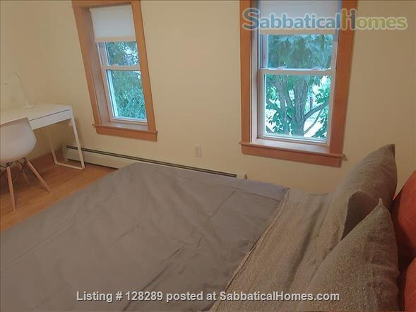 Furnished 2-bedroom house walking distance to Cornell, Commons, Farmers Market Home Rental in Ithaca, New York, United States 4