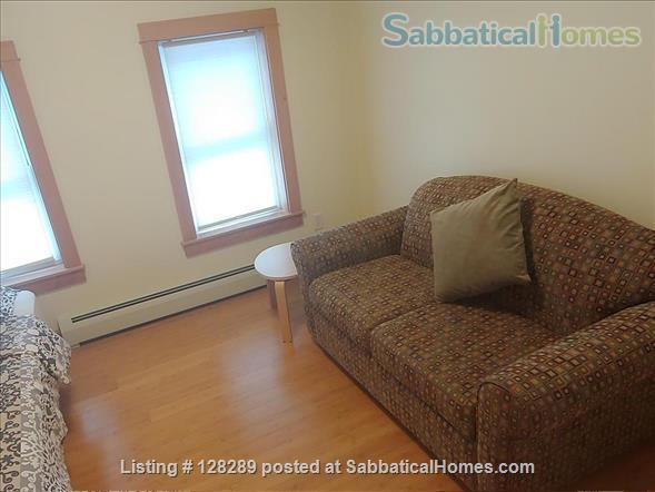 Furnished 2-bedroom house walking distance to Cornell, Commons, Farmers Market Home Rental in Ithaca, New York, United States 6