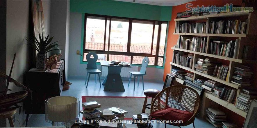FLAT AT  FISHING TOWN TO WRITE  , REST , NICE WALKS Home Rental in Marín, GA, Spain 0