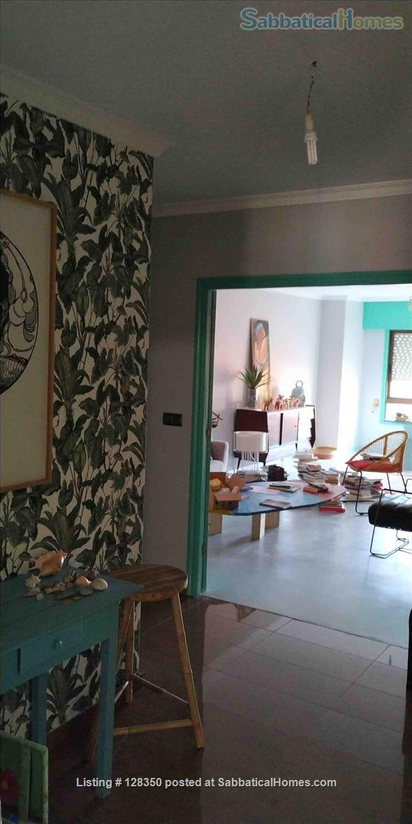 FLAT AT  FISHING TOWN TO WRITE  , REST , NICE WALKS Home Rental in Marín, GA, Spain 3