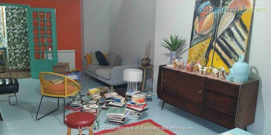 FLAT AT  FISHING TOWN TO WRITE  , REST , NICE WALKS Home Rental in Marín, GA, Spain 4