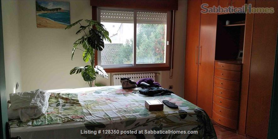 FLAT AT  FISHING TOWN TO WRITE  , REST , NICE WALKS Home Rental in Marín, GA, Spain 5