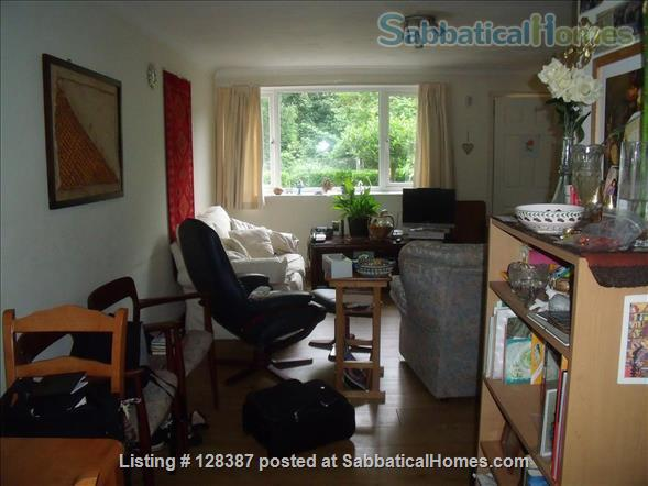 small riverside house close to Oxford Home Rental in Abingdon, England, United Kingdom 0