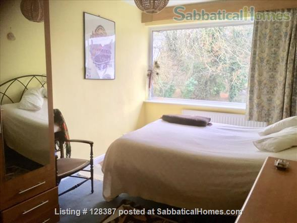small riverside house close to Oxford Home Rental in Abingdon, England, United Kingdom 3