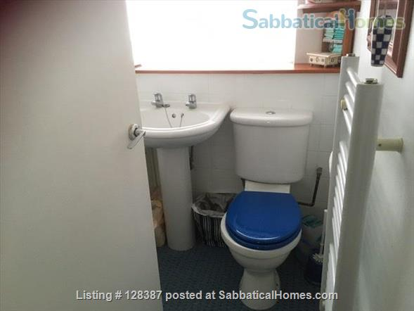 small riverside house close to Oxford Home Rental in Abingdon, England, United Kingdom 8