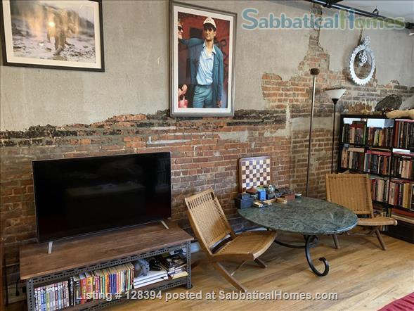 East Williamsburg Furnished Loft,  Flexible Dates Home Rental in Kings County, New York, United States 4