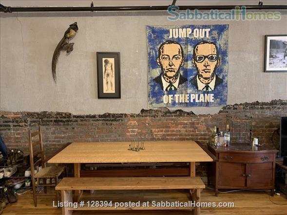 East Williamsburg Furnished Loft,  Flexible Dates Home Rental in Kings County, New York, United States 2