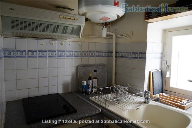 Paris, Left Bank : lovely studio apartment in Saint Germain des Prés Home Rental in Paris, Île-de-France, France 5