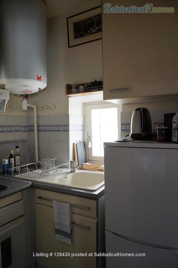 Paris, Left Bank : lovely studio apartment in Saint Germain des Prés Home Rental in Paris, Île-de-France, France 6