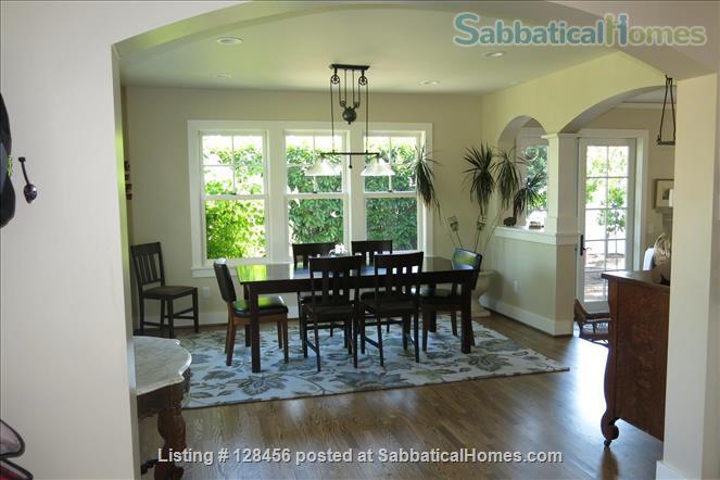 5 bed, 3.5 bath beautiful furnished home near University of Oregon Home Rental in Eugene, Oregon, United States 2
