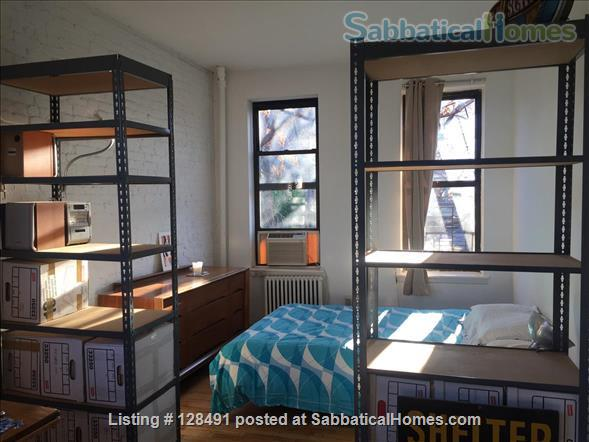 Sunny studio, in SOHO near NYU for long term sublet UTILITIES INCLUDED Home Rental in New York, New York, United States 1