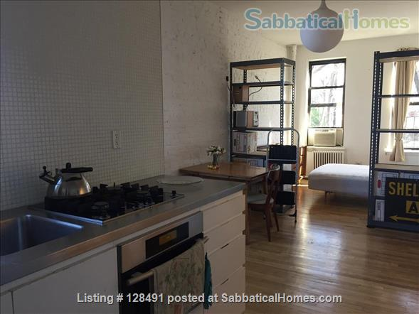 Sunny studio, in SOHO near NYU for long term sublet UTILITIES INCLUDED Home Rental in New York, New York, United States 0