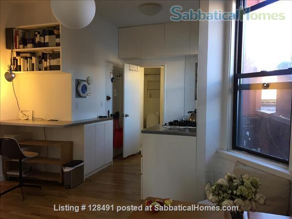 Sunny studio, in SOHO near NYU for long term sublet UTILITIES INCLUDED Home Rental in New York, New York, United States 6