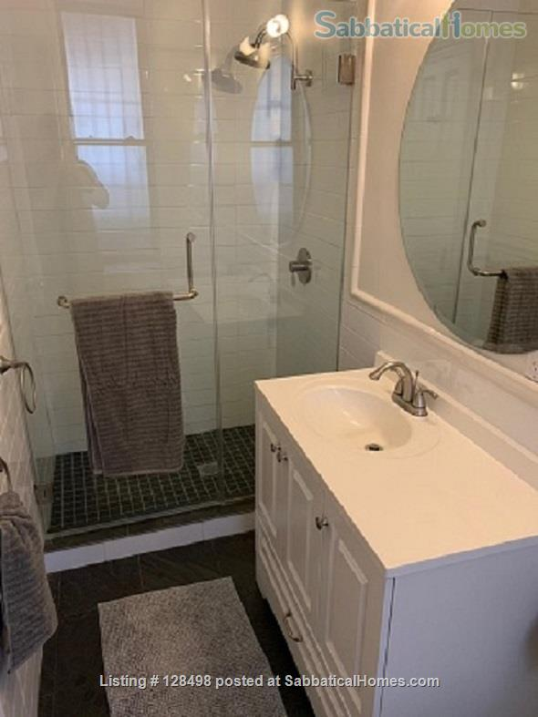 Beautiful fully furnished 900 square foot 1-BR apartment in charming brownstone! Home Rental in New York, New York, United States 7