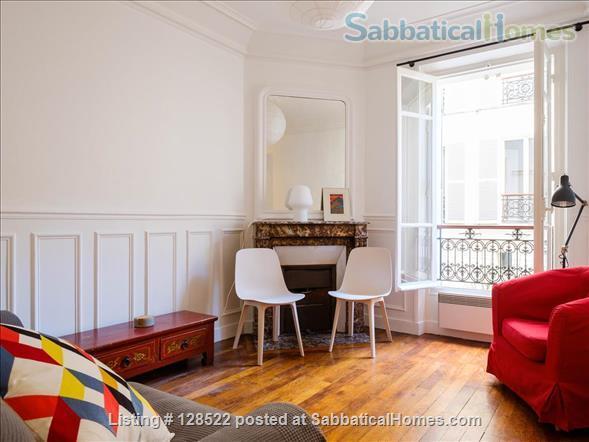 Pristine Paris Apartment Home Rental in Paris, Île-de-France, France 1