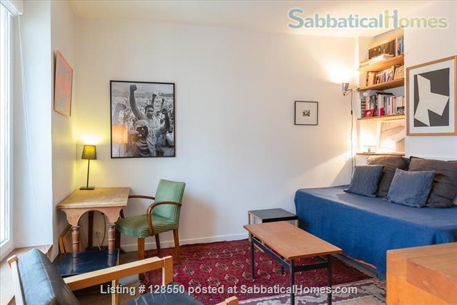 Studio appartment, Le Marais, Paris Home Rental in Paris, Île-de-France, France 1