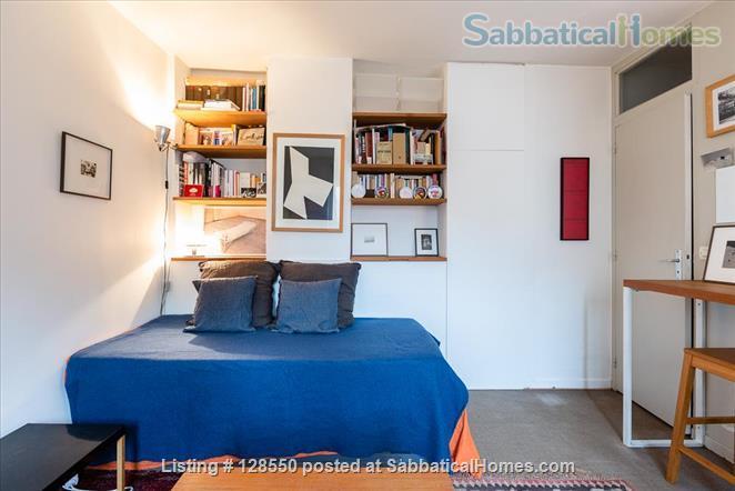 Studio appartment, Le Marais, Paris Home Rental in Paris, Île-de-France, France 0