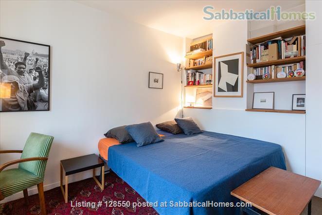 Studio appartment, Le Marais, Paris Home Rental in Paris, Île-de-France, France 2