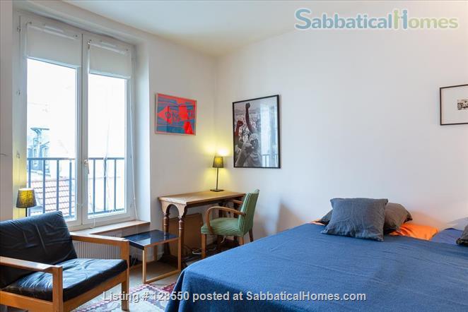 Studio appartment, Le Marais, Paris Home Rental in Paris, Île-de-France, France 3