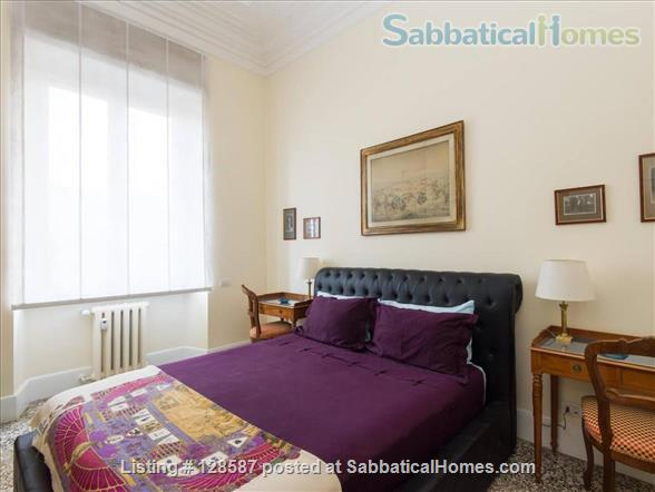 Trastevere  Large FAMILY  Apartment Home Rental in Roma, Lazio, Italy 2