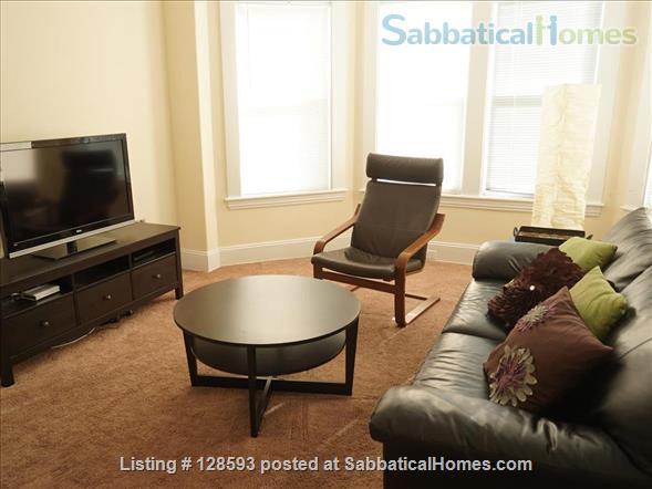 Spacious, convenient 2 bedroom apartment in CAMBRIDGE Home Rental in Cambridge, Massachusetts, United States 1