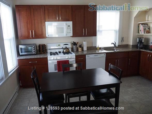 Spacious, convenient 2 bedroom apartment in CAMBRIDGE Home Rental in Cambridge, Massachusetts, United States 3