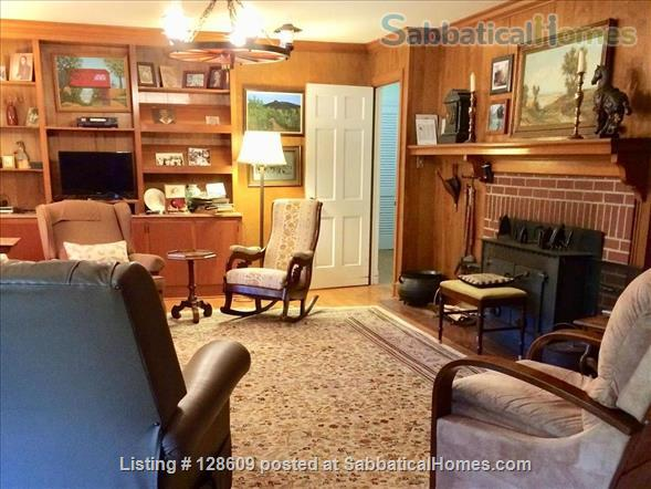 Beautiful Home in Scenic Area with Easy Access to Greensboro, Burlington Home Rental in McLeansville, North Carolina, United States 1