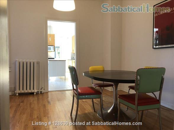Park front furnished apartment *SPECIAL OFFER* Home Rental in Montreal, Quebec, Canada 2