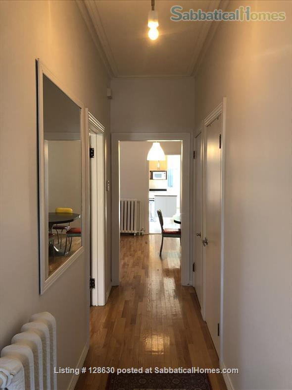 Park front furnished apartment *SPECIAL OFFER* Home Rental in Montreal, Quebec, Canada 5