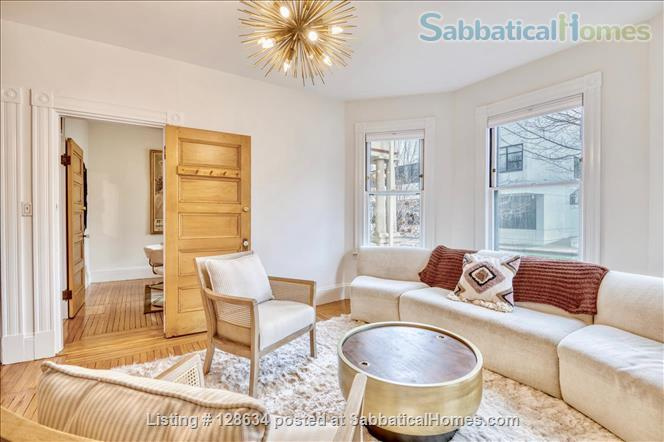 Splendid, spacious and new in Harvard Square  Home Rental in Cambridge, Massachusetts, United States 1