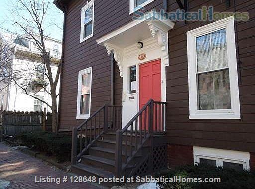 Charming furnished studio apartment near Harvard Square Home Rental in Cambridge, Massachusetts, United States 8