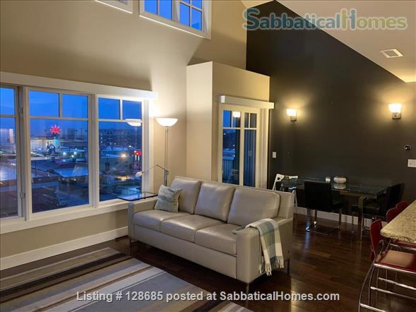 Beautiful, light-filled condo in heart of Sugarhouse neighborhood Home Rental in Salt Lake City, Utah, United States 2