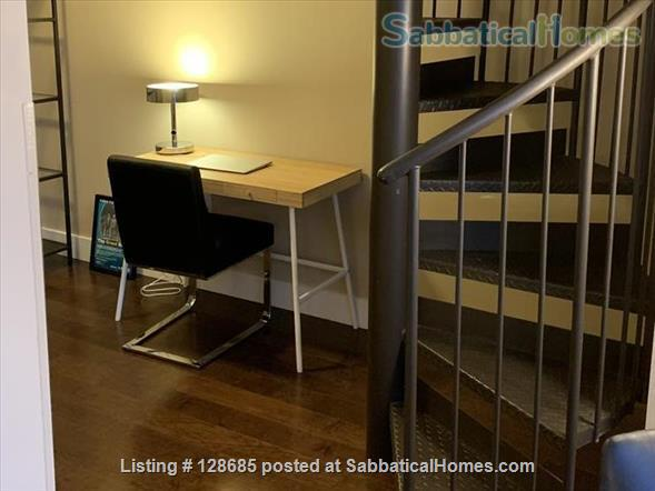 Beautiful, light-filled condo in heart of Sugarhouse neighborhood Home Rental in Salt Lake City, Utah, United States 3
